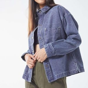 Urban Outfitters Miner Shirt Jacket / XS